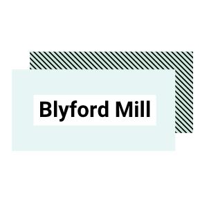 Blyford Mill Logo