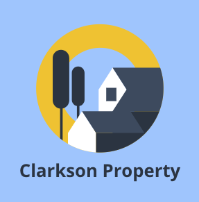 Clarkson Property Logo