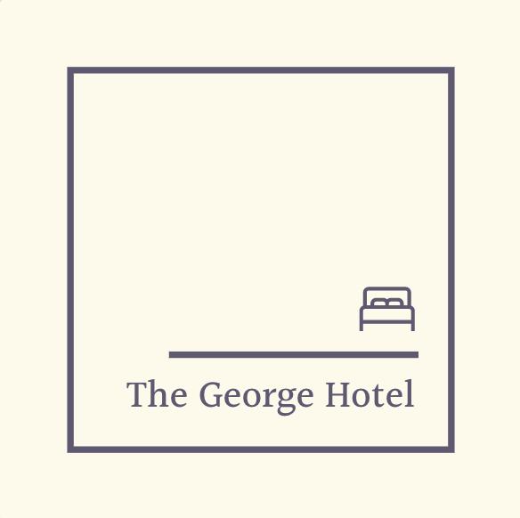 The George Hotel Logo