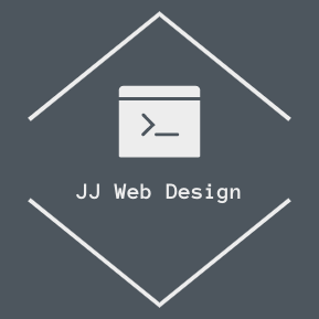 JJ Web Design Logo