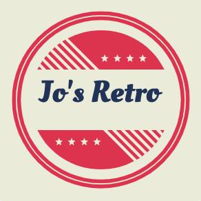 Jo's Retro Logo