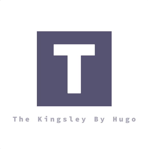 The Kingsley by Hugo Logo