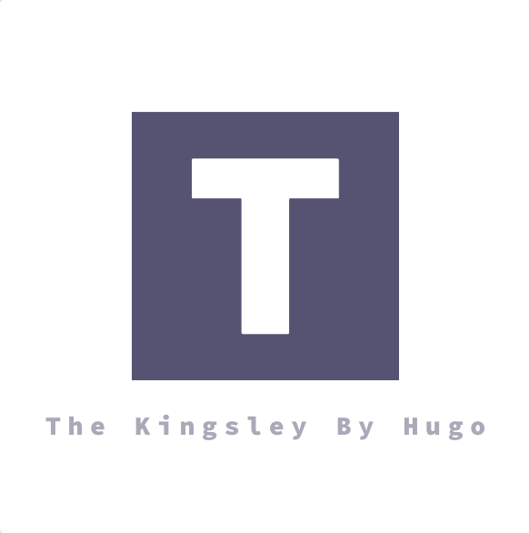The Kingsley by Hugo Logo