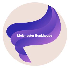 Melchester Bunkhouse Logo