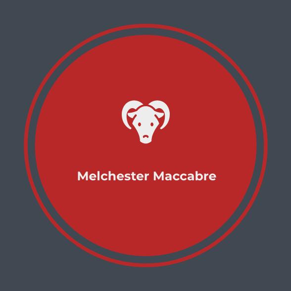 Melchester Macabre Logo