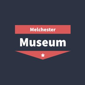 Melchester Museum Logo