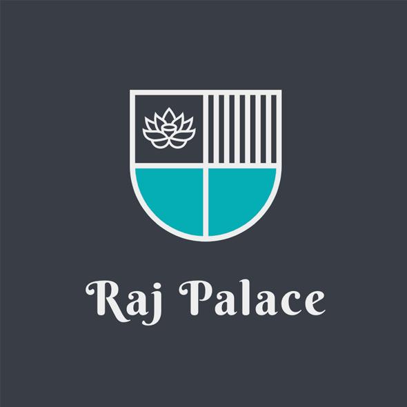 Raj Palace Logo