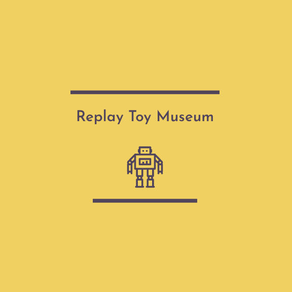 Replay Toy Museum Logo