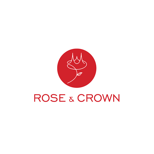 The Rose & Crown Logo