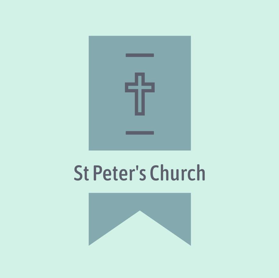 St Peter's Church Logo